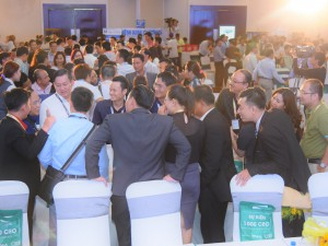 1000 CEO event in Ho Chi Minh city