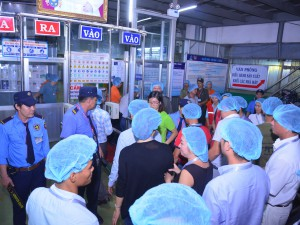 Visit Tan Hiep Phat factory with Mr. Thanh-a multimillionaire
